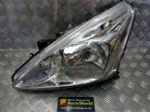 Nissan Pulsar Hatch C12 2013-2017 L Headlight