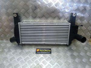 Nissan Navara D40 VSK 2006-04/2010 Intercooler