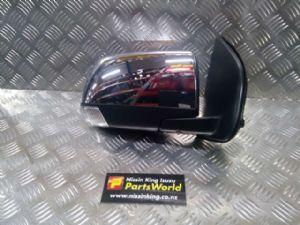 Isuzu D Max TFS85 4WD 2012-12/2015 RF Door Elec Mirror