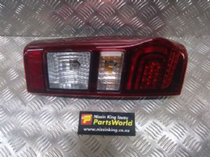 Isuzu D Max TFS85 4WD 2012-12/2015 L Tail Light