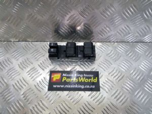 Nissan Dualis J10 02/07-08/09 Window Master Switch