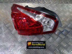 Nissan Pulsar Hatch C12 2013-2017 L Tail Light