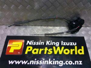 Nissan Pathfinder R51 08/05-12/12 RR Door Lock Mecha