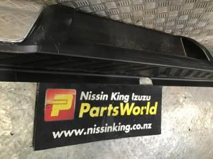 Nissan Navara D23 MNT 4WD 08/2015-2019 Rear Bumper