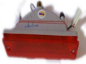 Nissan Navara D21 1992-1997 RF Bumper Light