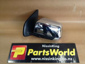 Isuzu D Max TFS85 4WD 2012-12/2015 LF Door Elec Mirror