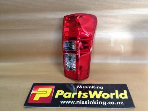 Isuzu D Max TFS85 4WD 2012-12/2015 R Tail Light