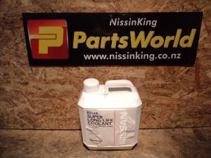 Nissan Navara D40 VSK 4WD 05/2010-2013 Coolant Antifreeze