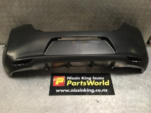 Nissan Leaf ZE0 2011-2016 Rear Bumper Cover