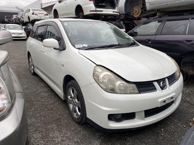 Nissan Wingroad Y12 2005-2011