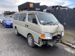 Nissan Caravan Homy E25L 2006-2012