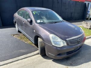 Nissan Bluebird Sylphy G11 2005-2010