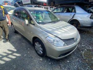 Nissan Tiida C11 2004-2007