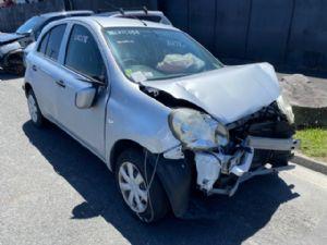 Nissan March K13 2010-2012