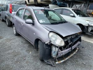 Nissan March K13 2010-2012