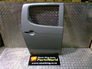 Isuzu D Max TFR85 2012-12/2015 RR Door Shell