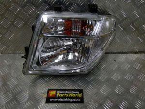 Nissan Navara D40 MNT 4WD 2010-2015 L Headlight