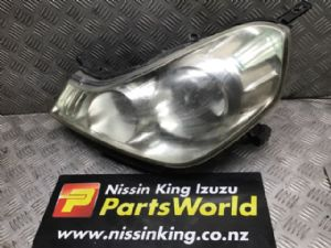 Nissan Wingroad Y12 2005-2011 L Headlight