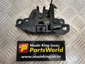 Nissan Navara D40 VSK 4WD 2006-04/2010 Bonnet Catch ( Lock )