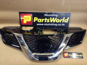 Nissan Xtrail T32 4WD 2014-2020 Grille