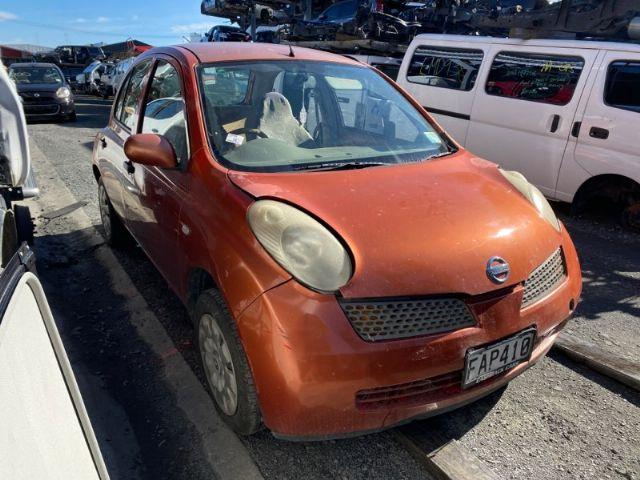 Nissan March K12 2002-2009