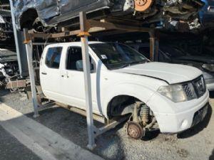 Nissan Navara D40 MNT 4WD 2010-2015