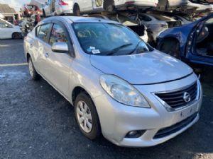 Nissan Latio N17 2012-2016